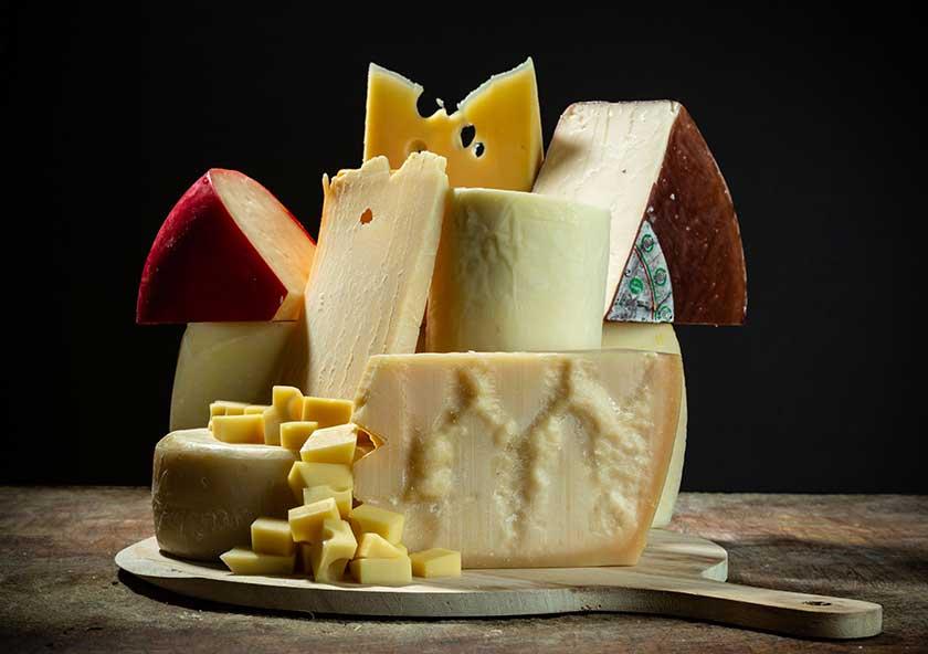 Sūrio degustacija